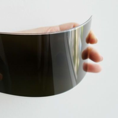 Unbreakable Flexible OLED Panel by Samsung Display