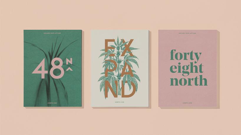 48North, Canada. Branding by Blok Design