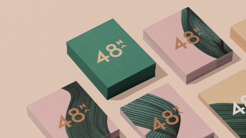 48North, Canada, branding by Blok Design