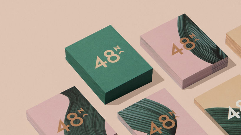 48North, Canada. Branding by Blok Design