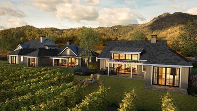 Four Seasons Residences in Napa Valley, San Francisco