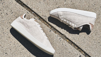 Reebok sneakers made entirely from plant-based materials
