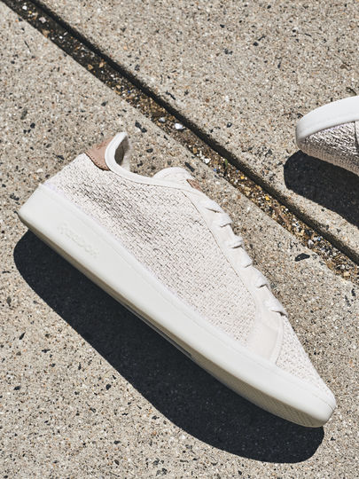 Reebok sneakers made entirely from plant-based materials. Cotton + Corn by  Reebok 922e9e2d8