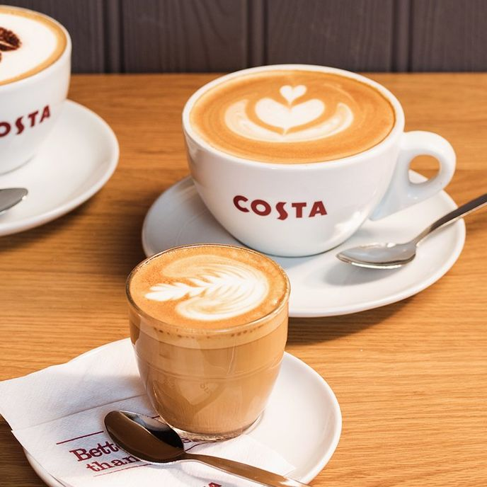 Costa Chatty Cafe Scheme, UK