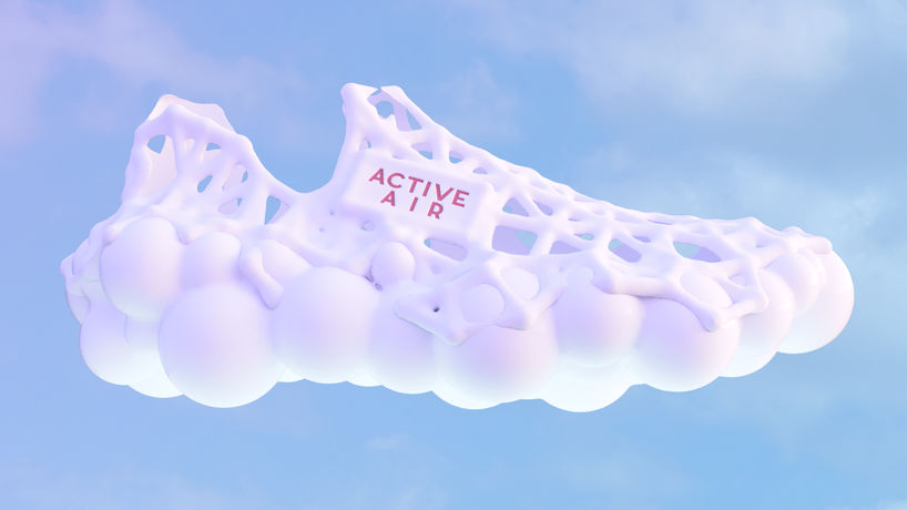 The future of walking, ActiveAir footwear project