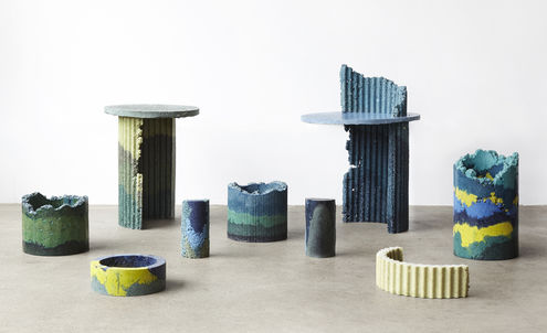 Jimmy Macdonald on praising plastic at London Design Fair