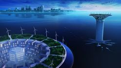Imagining the sustainable future of port cities