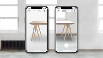 Opendesk launches an augmented retail experience