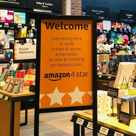 Amazon Store, New York