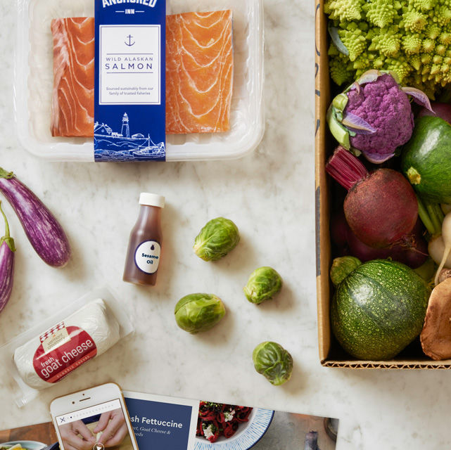 Blue Apron, US
