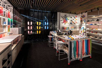 Nike House of Innovation, Shanghai