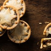 Selfridges is selling Iceland mince pies