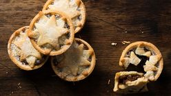 Selfridges sells Iceland mince pies