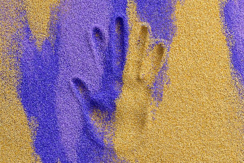 Hand Play by Jesper Lindborg