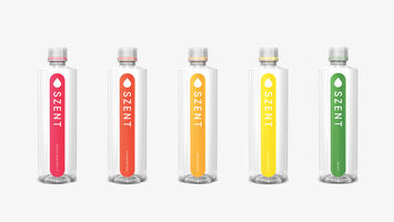 These natural drinks use scent to mimic flavour