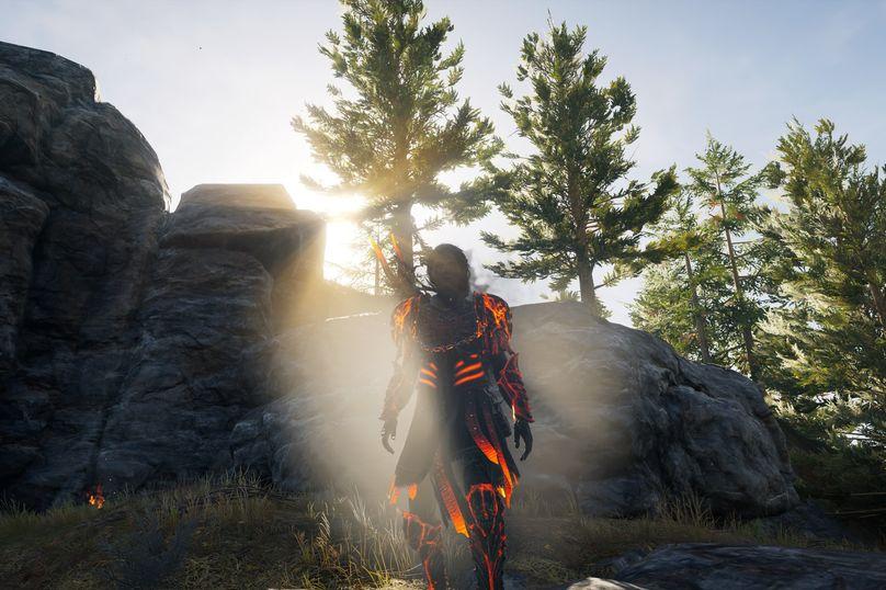 Assasin's Creed photo mode