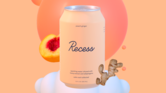 Recess is a seltzer infused with CBD and adaptogens