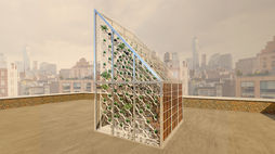 Thought-starter: Will solar-powered rooftops grow our food?