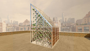 Solar-powered rooftop gardens could be the next-generation community farms