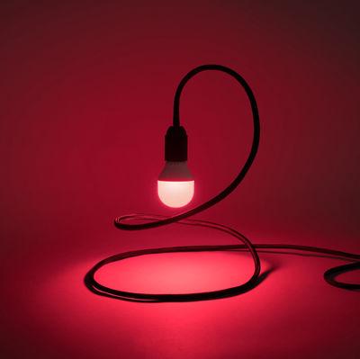 Skärmfri is a smart lamp that helps families limit their daily screen time. Product by Länsförsäkringar, Sweden
