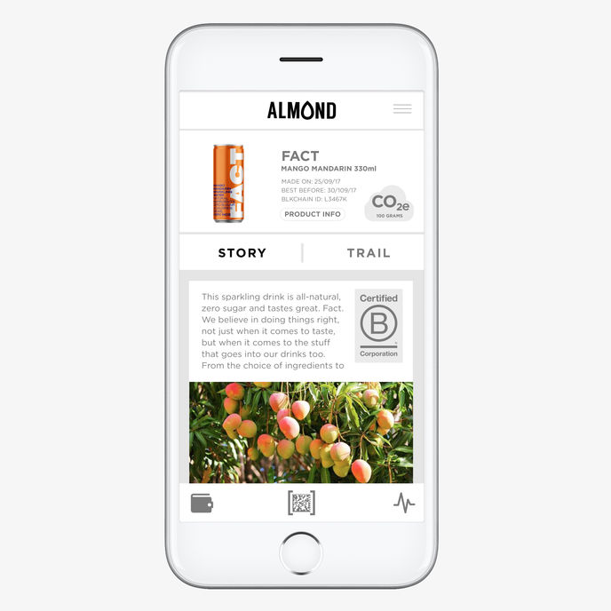 Almond App