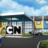 Cartoon Network is opening a tech-driven family hotel
