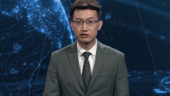 World's first AI newsreaders debut in China