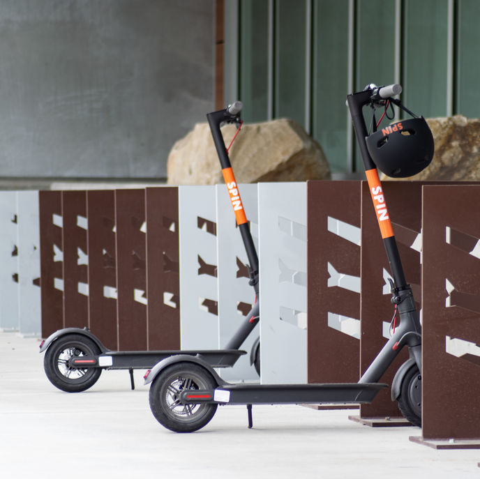 Spin Scooter, US