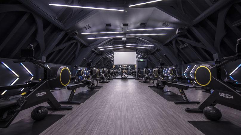 The Engine Room, London