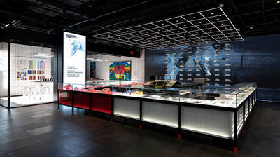 Nike Flagship, New York