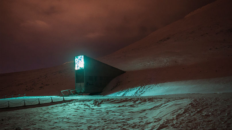 The Seed Vault, Norway