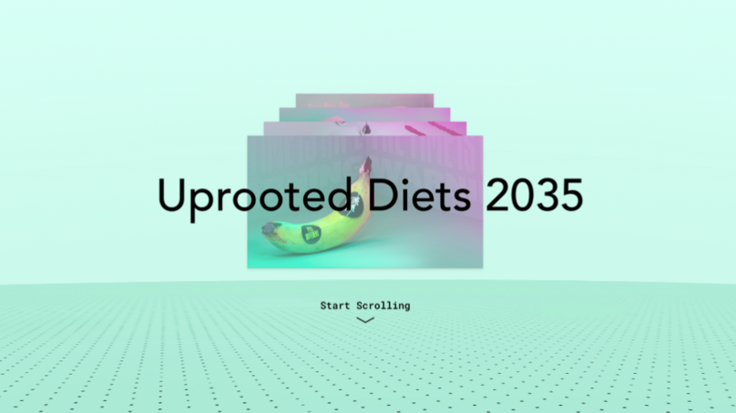 Uprooted Diets by The Future Laboratory and LOVE creative.