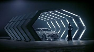 Lexus reveals the first luxury ad to be scripted entirely by AI