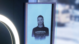 Covergirl's first store is powered by AI