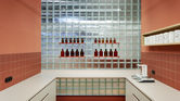 Retro-futuristic pharmacy Apotheke opens in Berlin