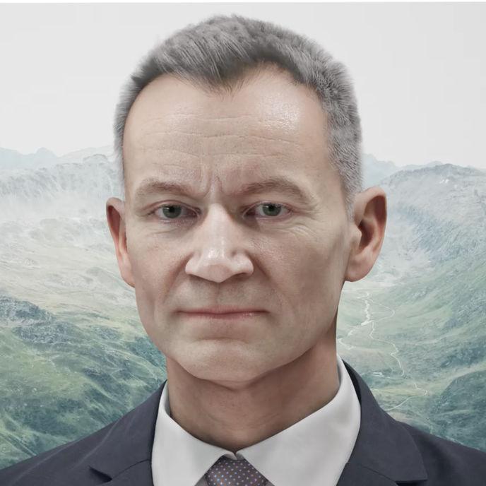 UBS Companion Daniel Kalt by UBS