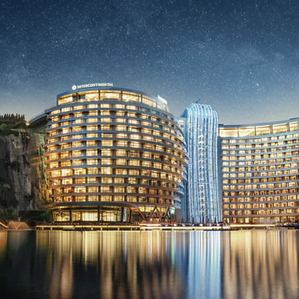 InterContinental Hotels & Resorts, China