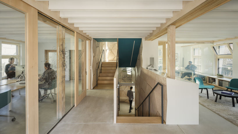 HouseZero by Snøhetta for the Harvard Center for Green Buildings and Cities, Massachusetts