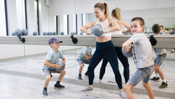 Thought-starter: Are child-friendly gyms the new playgrounds?