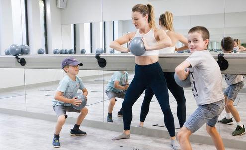 Tweenage Fitness