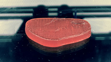3D-printed vegan steaks could curb farming emissions