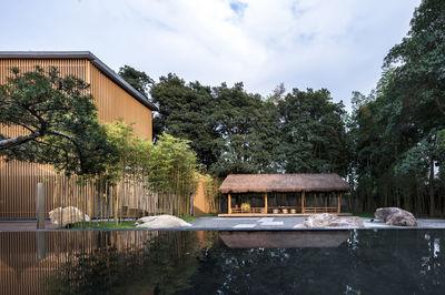 Yue Wuyi Tea Life Aesthetics Hotel, China