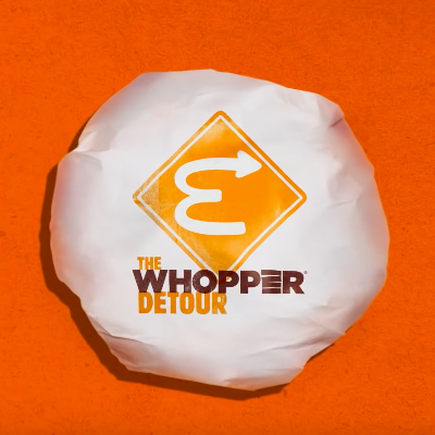 Whopper Detour by Burger King