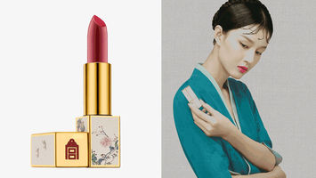 These lipsticks celebrate the Made in China label