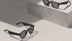 Sunglasses that enhance the aural experience