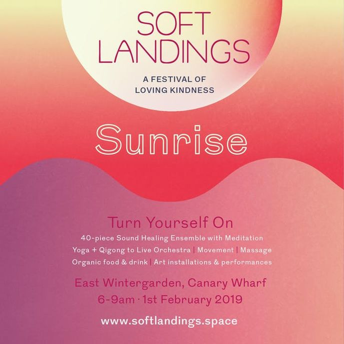 Soft Landings curated by Samantha Moyo, London