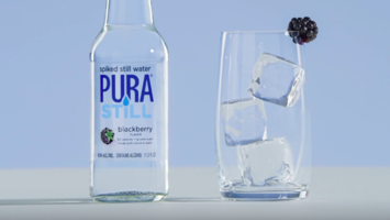 Pura Still is a new spiked still water