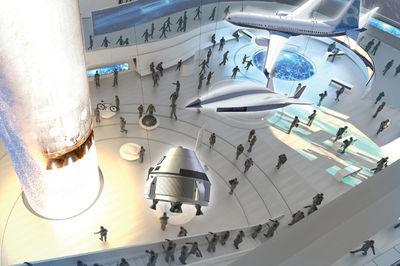 US pavilion, Dubai Expo 2020