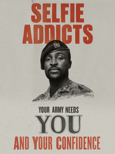 Your Army Needs You, British Army, UK