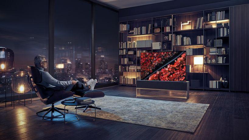 LG OLED TV R, US